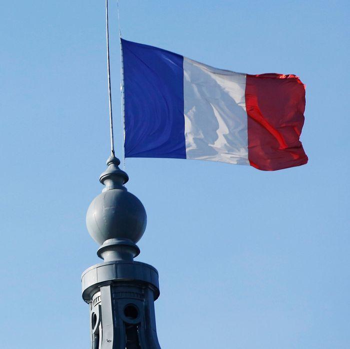 Aftermath of Paris terrorist attacks