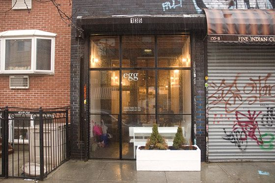 The Eggs Rothko are moving two blocks away.