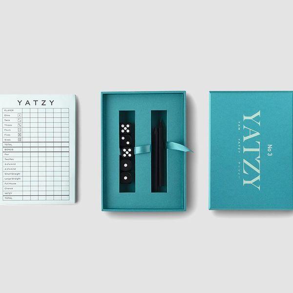 Printworks Classic Yatzy Game
