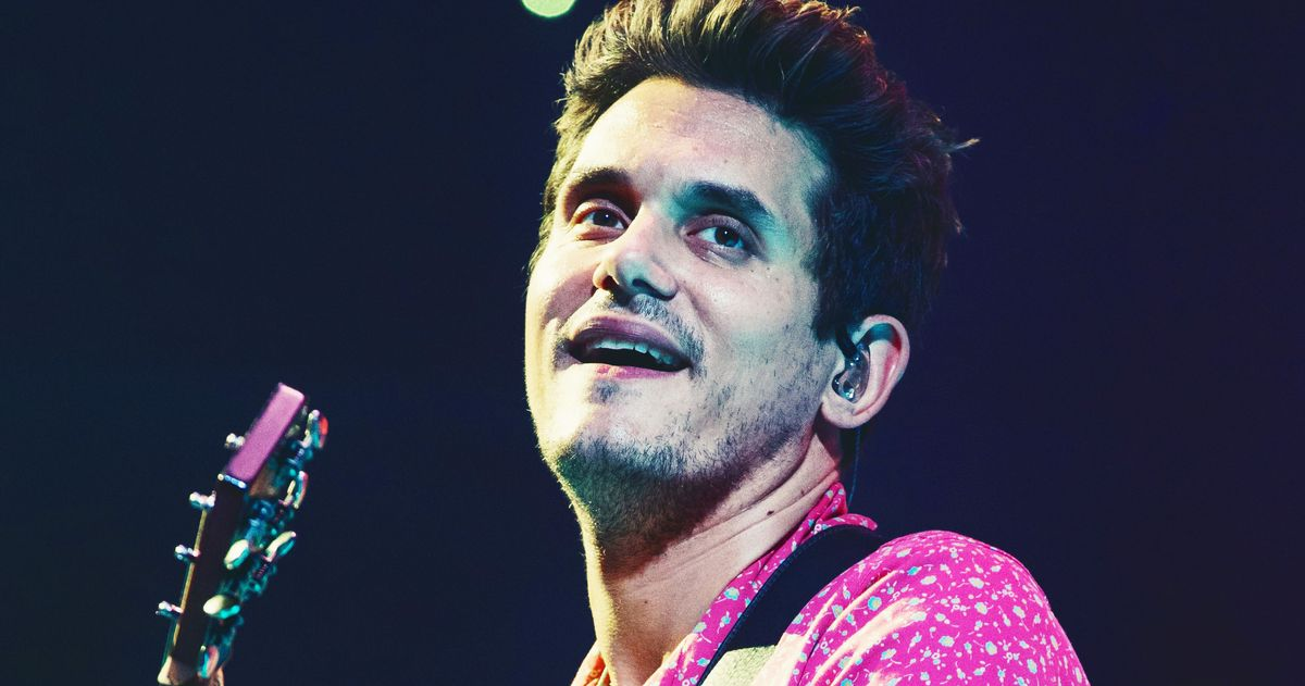 John Mayer's Newest Song Is About Bath Bombs