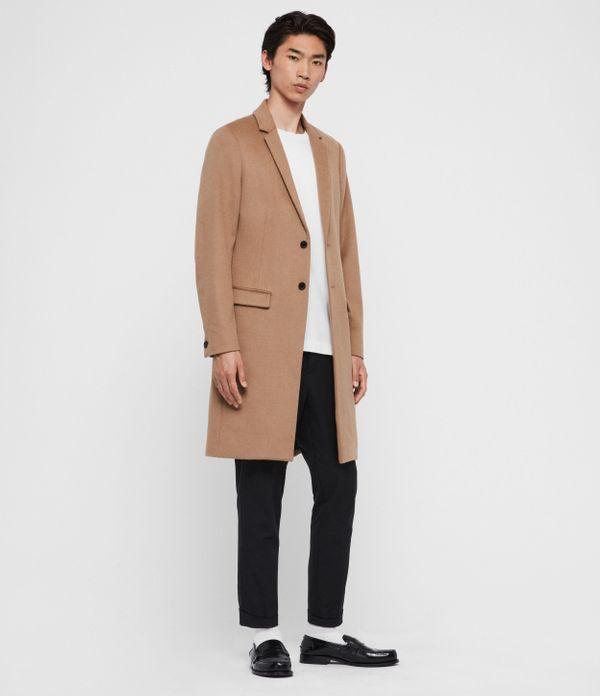 Birdstow Wool Coat