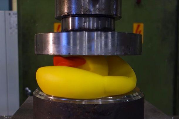 hydraulic press new york magazine