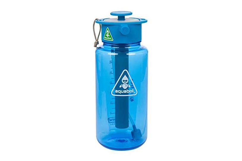 Lunatec Aquabot Sport Water Bottle