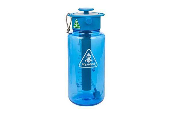 Lunatec Aquabot Sport Water Bottle