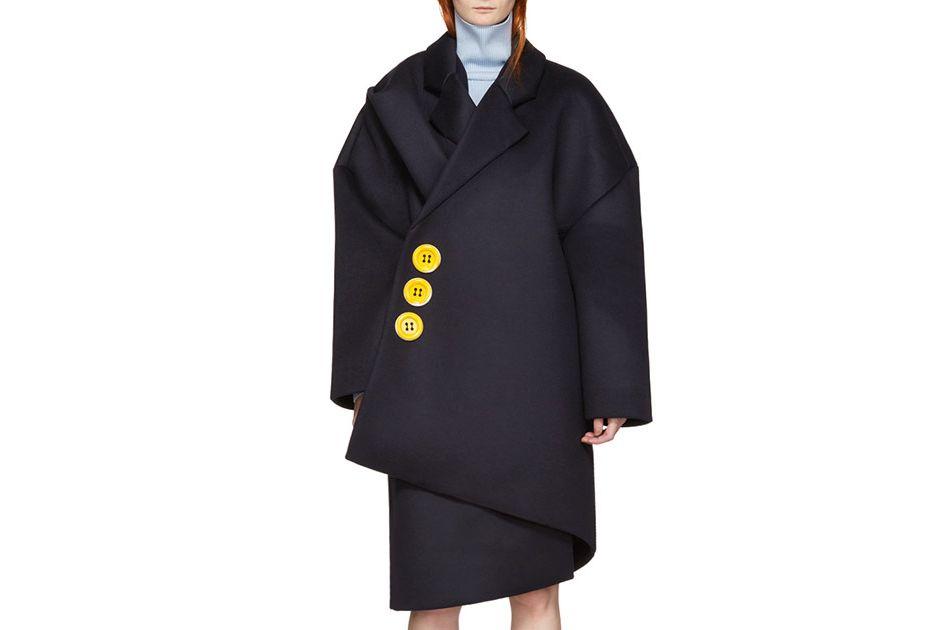 Jacquemus Le Manteau Géant coat