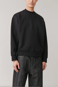 COS Relaxed Jersey Sweatshirt