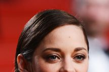 """Marion Cotillard attends """"The Immigrant"""" Premiere during the 66th Annual Cannes Film Festival at Grand Theatre Lumiere on May 24, 2013 in Cannes, France."""