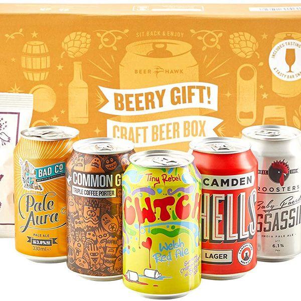 Beery Gift Hamper Selection Box