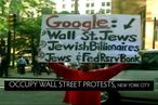 Anti-Semites! With Signs!