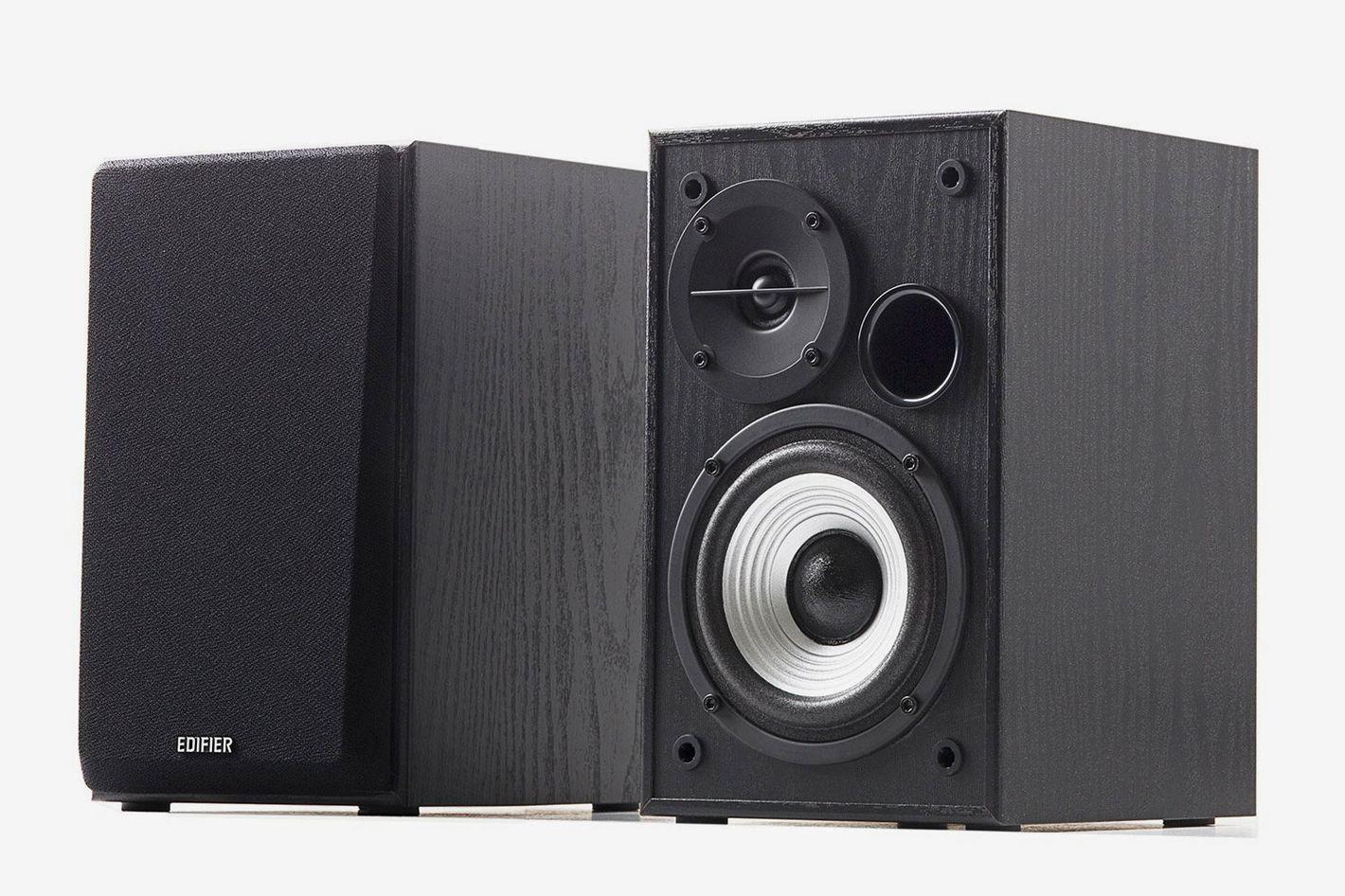 "Edifier R980T 4"" Active Bookshelf Speakers"