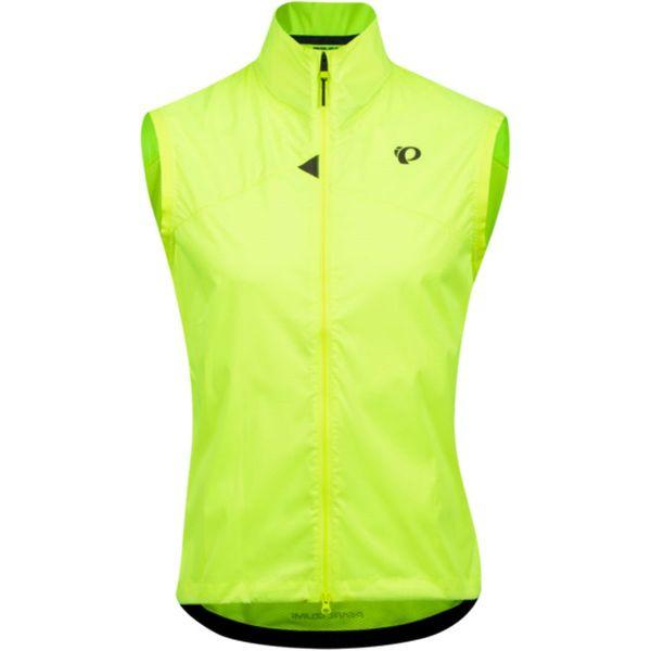 Pearl iZumi Elite Barrier Men's Vest, Screaming Yellow