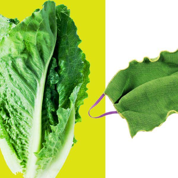 #4 Lettuce Face Mask