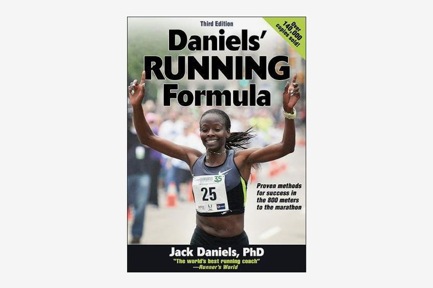 daniels running formula by jack daniels
