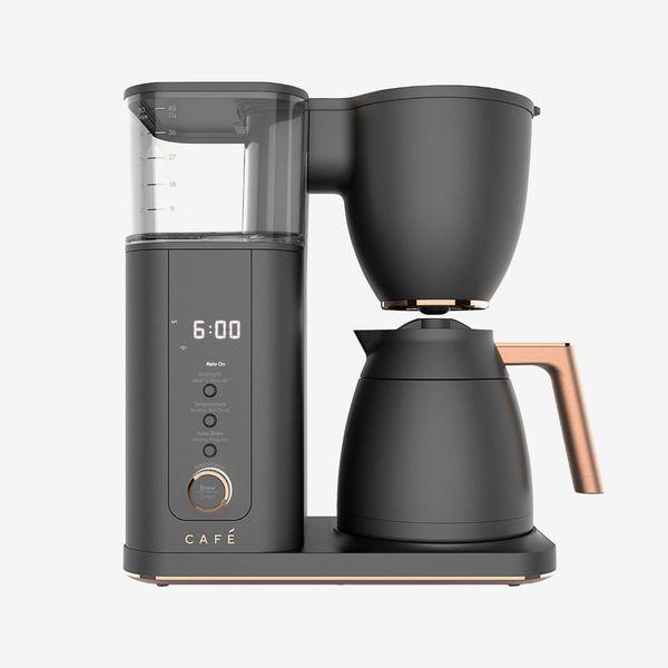 Café Drip 10-Cup Coffee Maker with WiFi, Matte Black