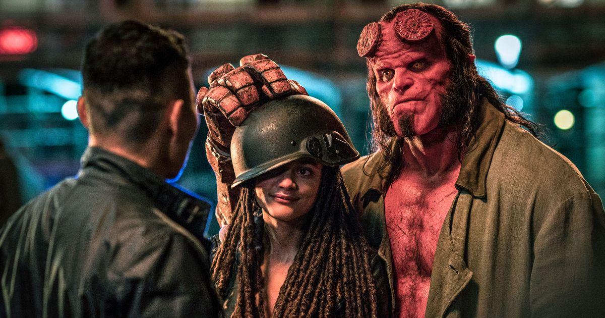 Hellboy 2019 Movie Review