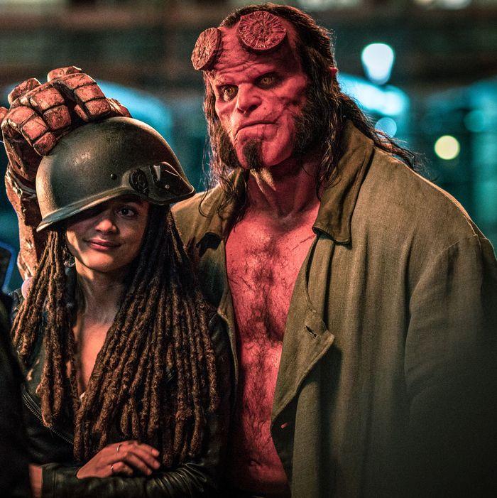'Hellboy' 2019 Movie Review