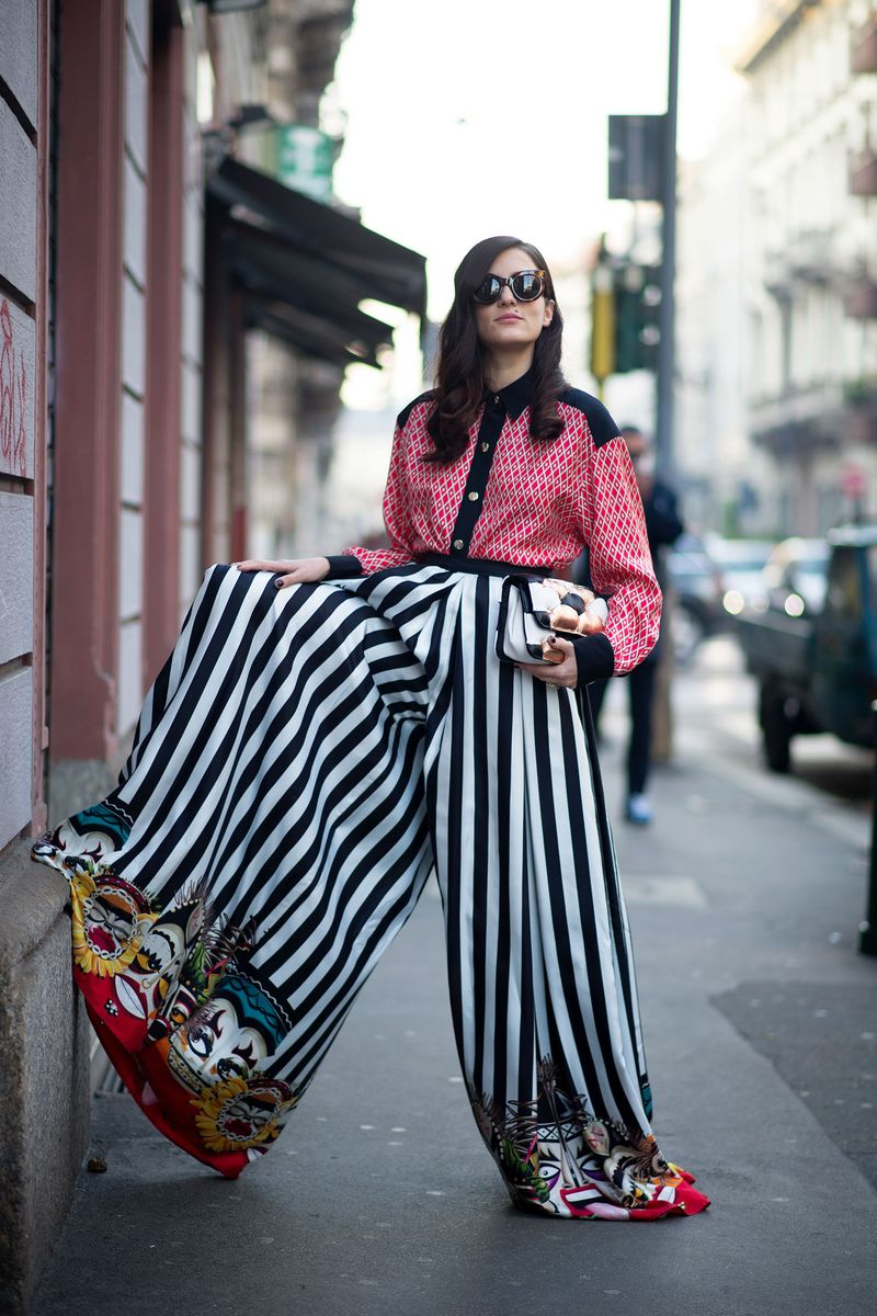 Eleonora Carisi Street Style Milan Men 39 S Fashion Week The Cut