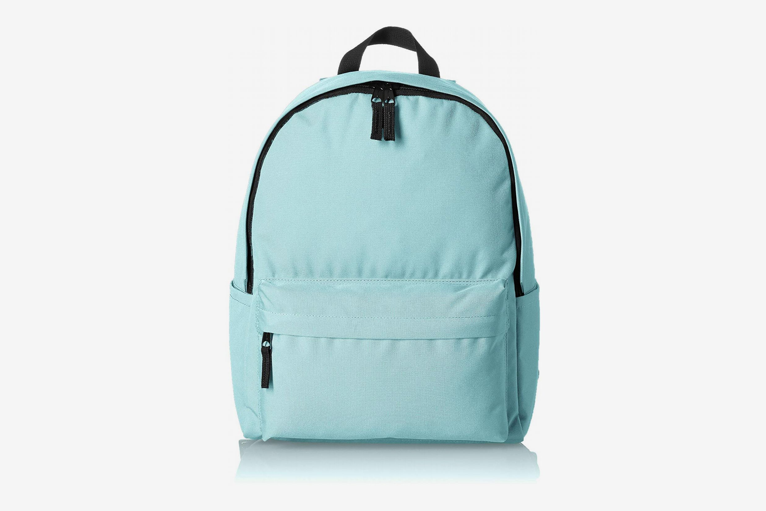 School Backpacks 16 Inch Student Bookbag Travel Basic Daypack Laptop Bag Flower