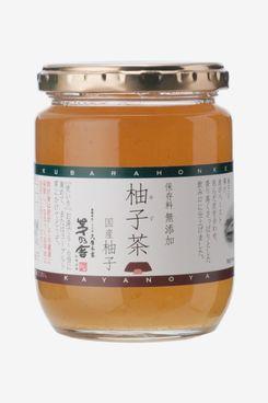 Kayanoya Yuzu Fruit Preserve