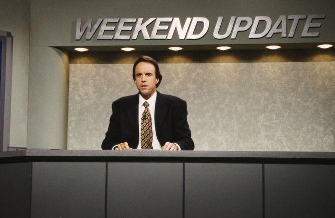 SNL 'Weekend Update' Anchors, Ranked -- Vulture
