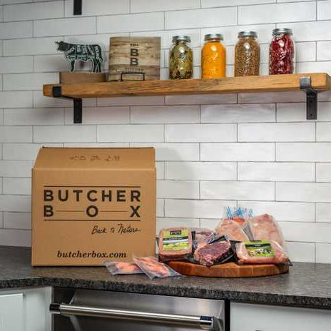 Butcher Box Organic Meat Delivery