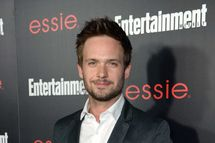Actor Patrick J. Adams attends the Entertainment Weekly celebration honoring this year's SAG Awards nominees sponsored by TNT & TBS and essie at Chateau Marmont on January 17, 2014 in Los Angeles, California.