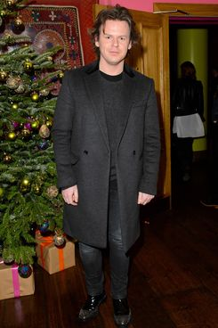 Christopher Kane attends the August: Osage County drinks & screening at Soho Hotel on December 21, 2013 in London, England.
