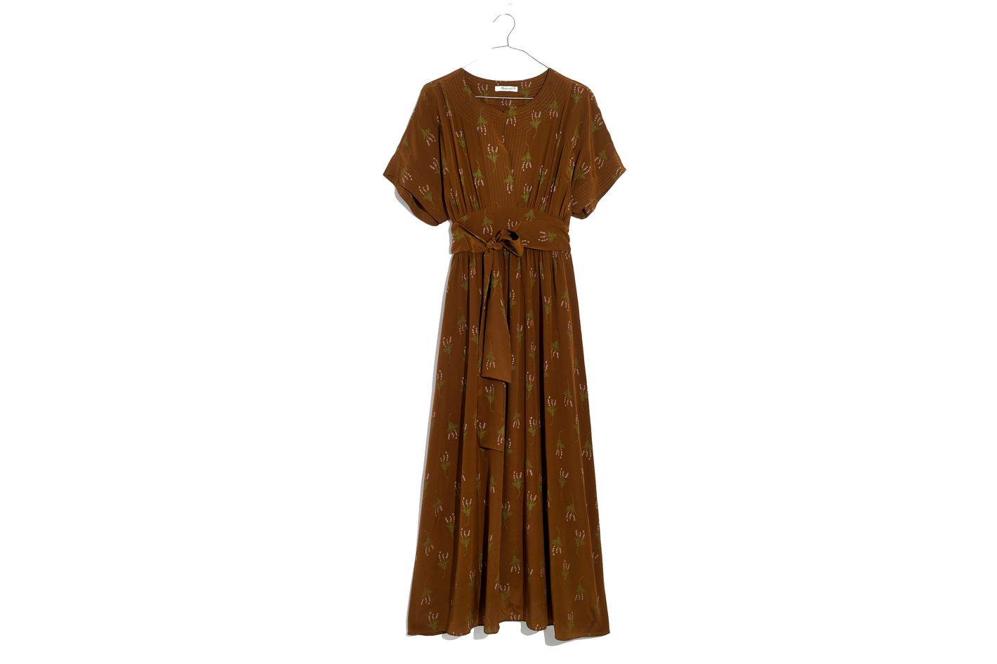 Madewell x No.6 Silk Kimono Dress