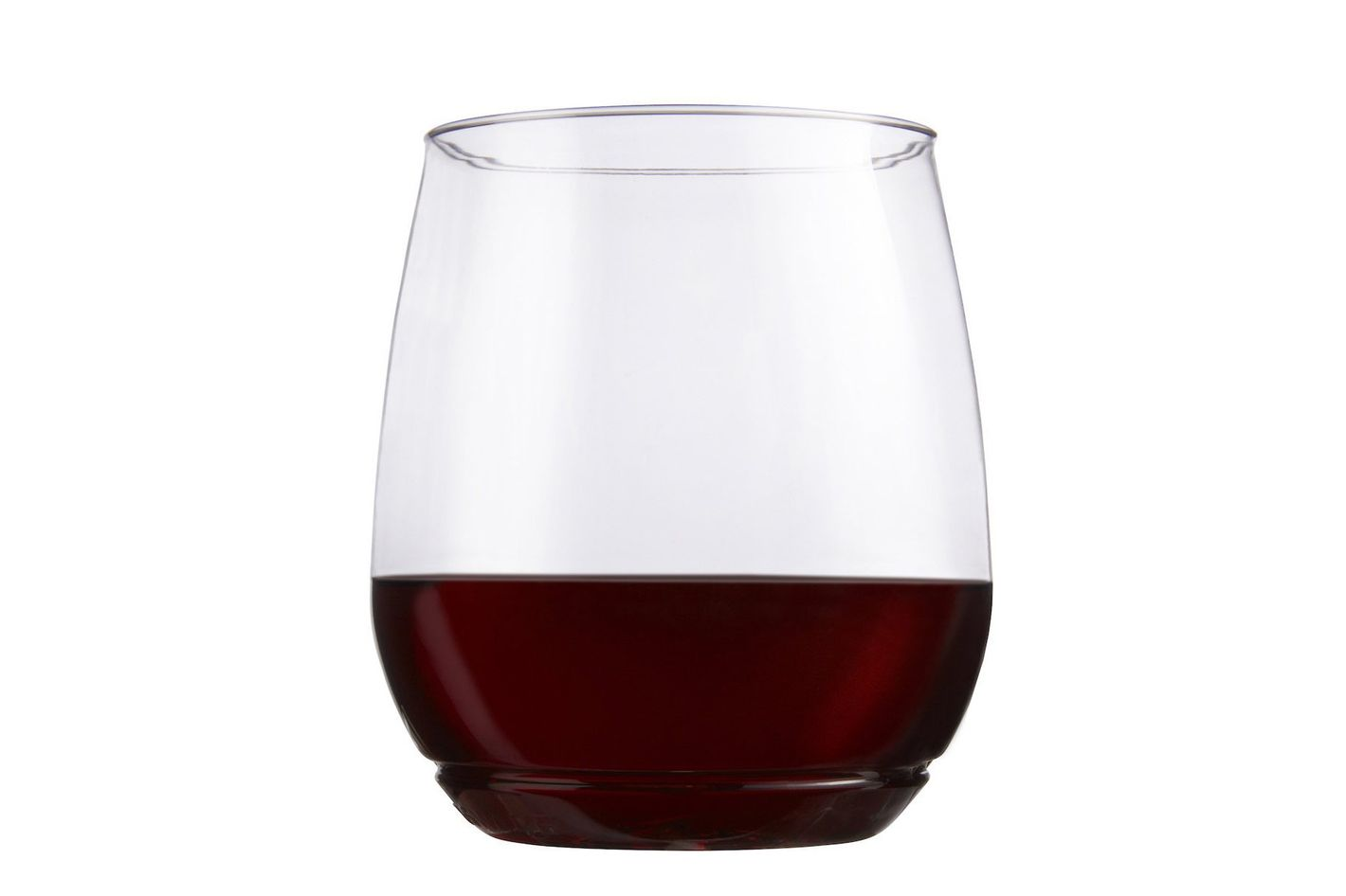 TOSSWARE 14oz Shatterproof Wine & Cocktail Glasses, Set of 12