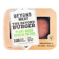 Beyond Meat Debuts Its First 'Fresh' Veggie Burger at Whole Foods