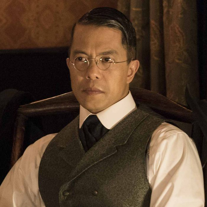 Byron Mann as Change - Hell on Wheels _ Season 5, Episode 8 - Photo Credit: Chris Large/AMC