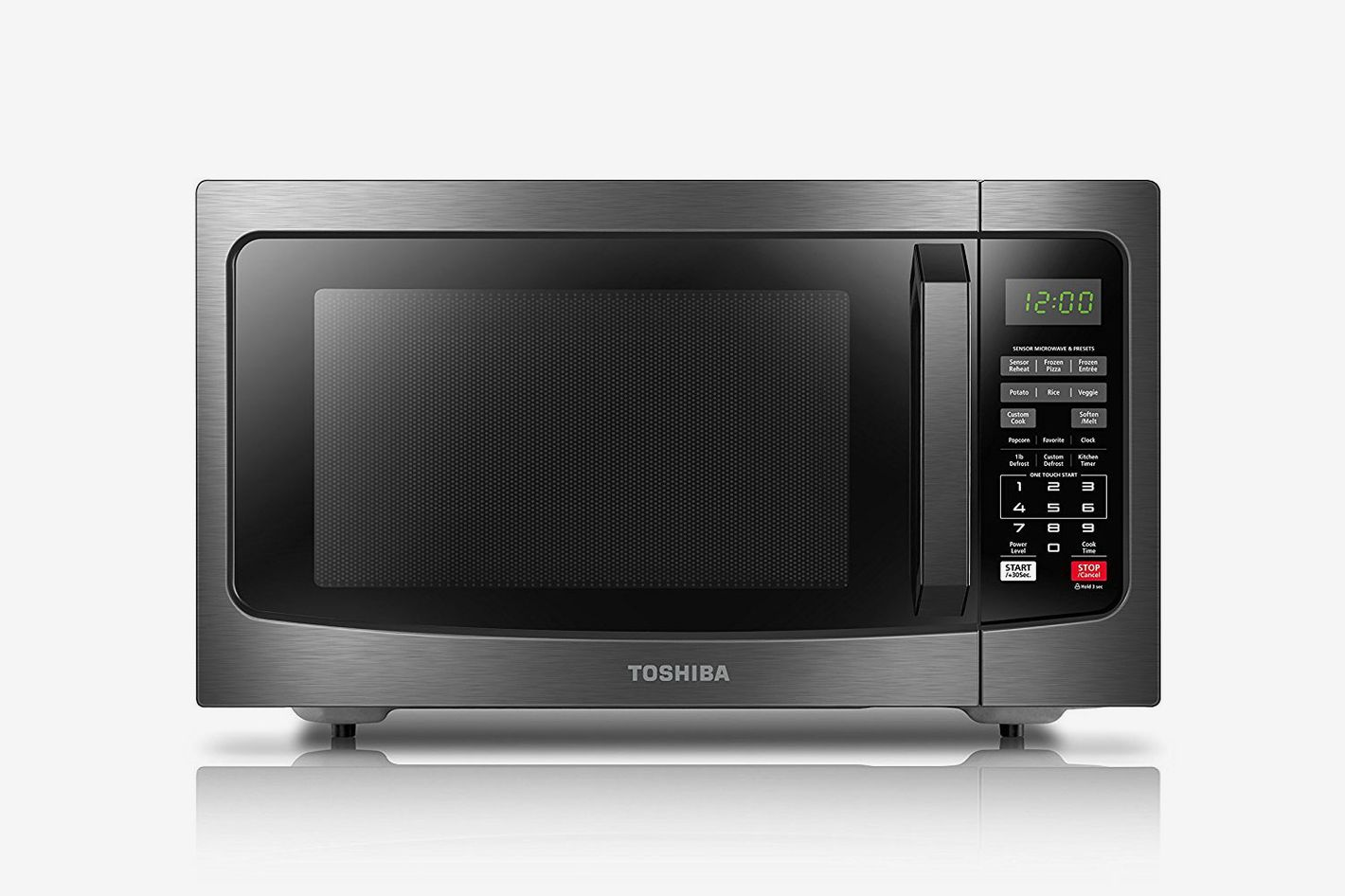 Best Quiet Countertop Microwave Toshiba Em925a5a Bs Oven With Sound On Off