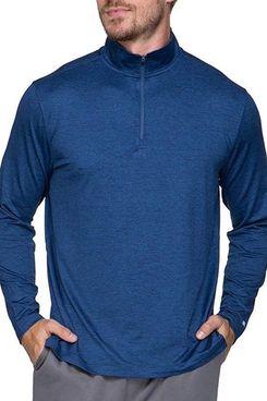 Colosseum Active Reventon Zip T-Shirt for Men