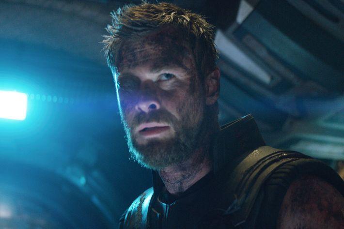 Avengers: Infinity War's Facial Hair, Ranked