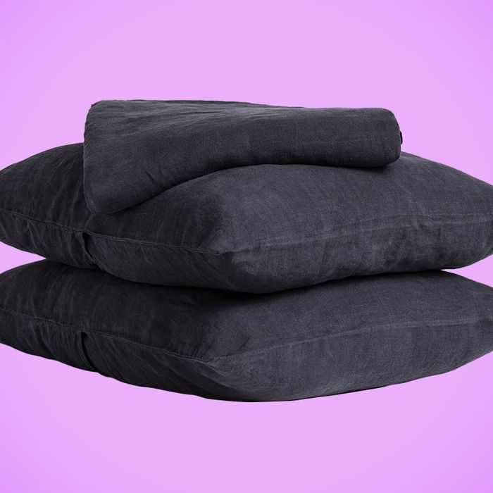 Cyber Monday deals: The Strategist recommends linen sheets from Parachute.