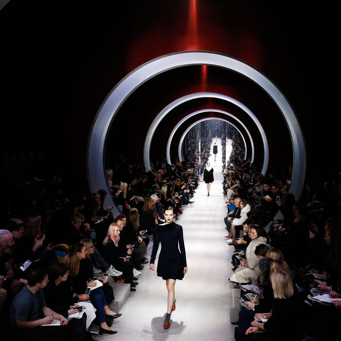 Dior, or 2001: A Space Odyssey?