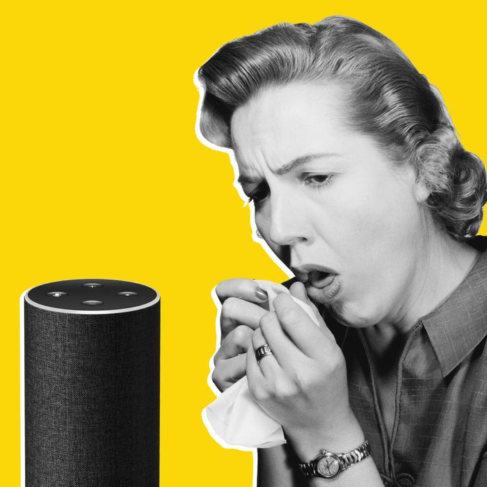 Amazon Patent Would Allow Echo to Tell If a User Has a Cold