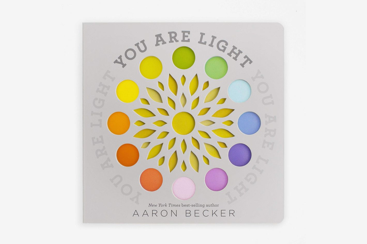 """You Are Light"" by Aaron Becker"