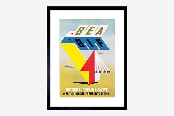 British Industries Fair poster