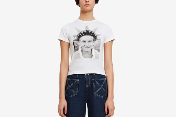 Chloë Sevigny for Opening Ceremony Baby Tee
