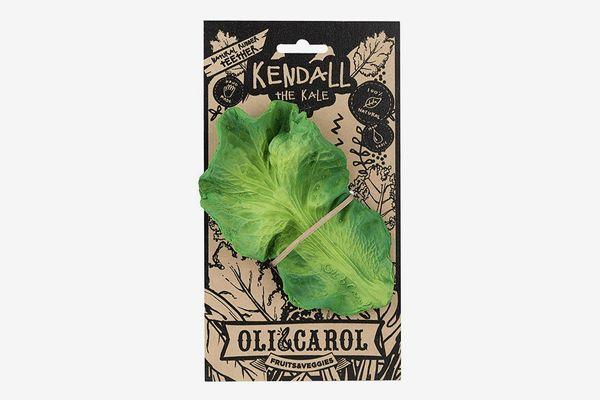 Oli and Carol Kendall the Kale Teether