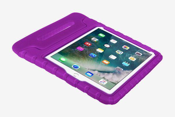 Fintie Case for Apple iPad 9.7 Inch 2018 Model (6th Gen)/iPad 9.7 Inch 2017 Model (5th Gen)/iPad Air — Kiddie Series