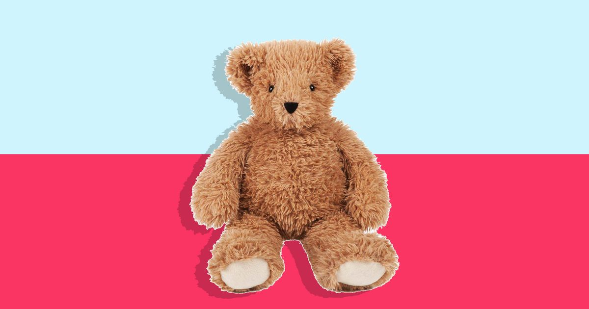 This Classic, Scraggly Vermont Teddy Bear Is 27 Percent Off.