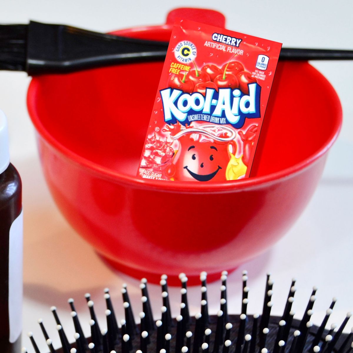 How To Dye Your Hair With Kool Aid 5 Steps