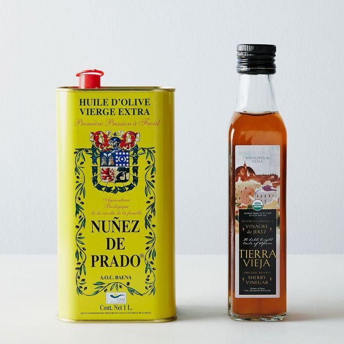 Nuñez de Prado Spanish olive oil — the Strategist reviews the best olive oils.