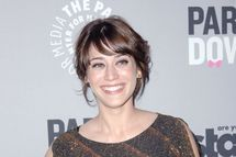 "Lizzy Caplan== The Paley Center For Media presents the star-studded premiere of critically-acclaimed Starz Comedy ""Party Down""== Paley Center, Beverly Hills, CA== April 21, 2010== ?2010 Patrick McMullan== DAVID CROTTY/patrickmcmullan.com=="
