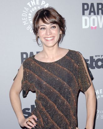 Lizzy Caplan== The Paley Center For Media presents the star-studded premiere of critically-acclaimed Starz Comedy