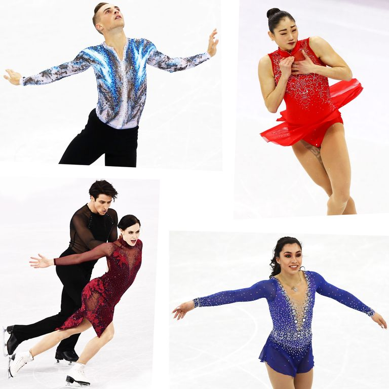 Everything to Know About Olympic Figure-Skating CostumesFrom why they re so  sparkly to how much these outfits cost. 5bd555e59