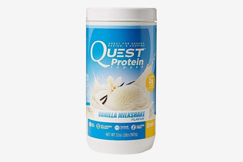 Quest Nutrition Protein Powder, Vanilla