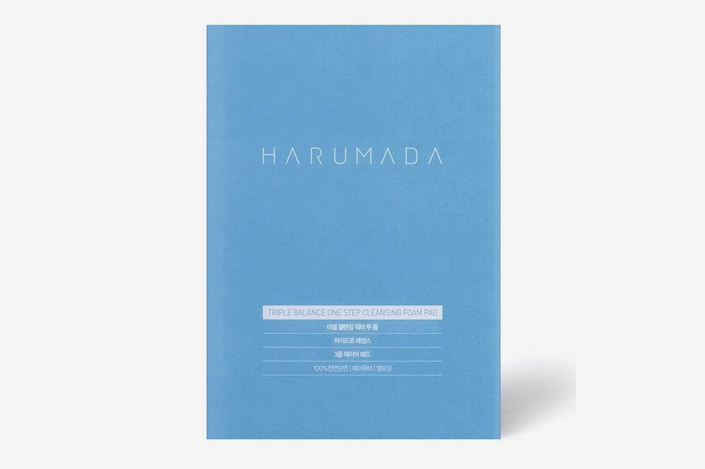 Haramuda Triple Balancing One-Step Cleansing Foam Pad